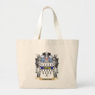 Garrard Coat of Arms - Family Crest Jumbo Tote Bag