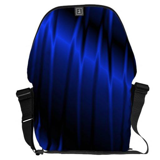 Garras azules bolsa de mensajeria