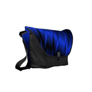 Garras azules bolsas de mensajeria