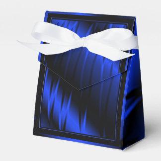 Garras azules caja para regalo de boda