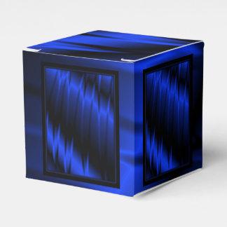 Garras azules caja para regalos