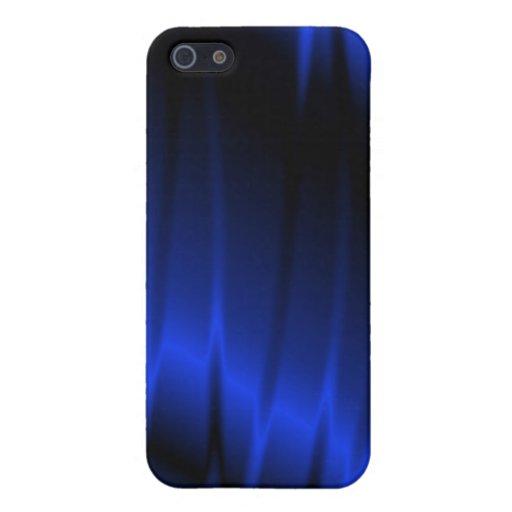 Garras azules iPhone 5 carcasas