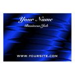 Garras azules tarjeta de visita