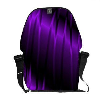 Garras de la lila bolsas messenger
