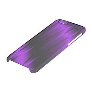 Garras de la lila funda clearly™ deflector para iPhone 6 de uncommon