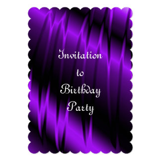"""Garras de la lila invitación 5"""" x 7"""""""