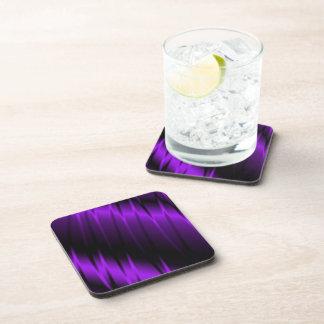 Garras de la lila posavasos de bebida