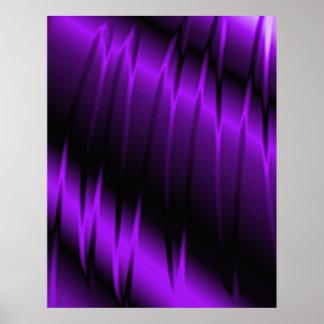 Garras de la lila póster