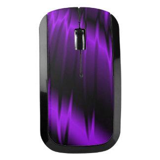 Garras de la lila ratón inalámbrico