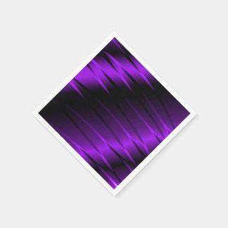 Garras de la lila servilleta desechable