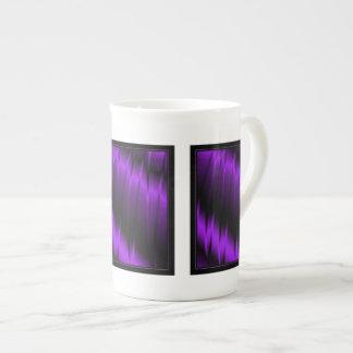 Garras de la lila taza de té