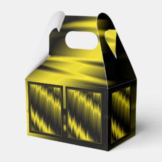 Garras de oro caja para regalos