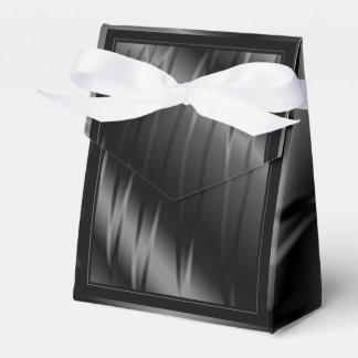 Garras grises cajas para detalles de boda
