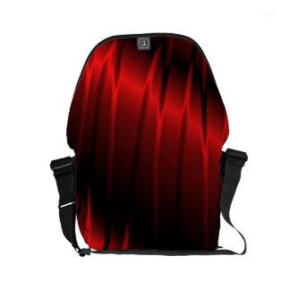 Garras rojas bolsas messenger