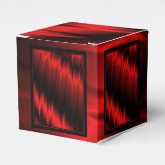 Garras rojas cajas para regalos