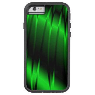 Garras verdes funda de iPhone 6 tough xtreme
