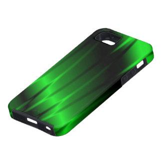 Garras verdes iPhone 5 cárcasas