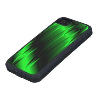 Garras verdes iPhone 5 funda