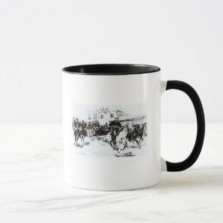 Garret brings in Billy the Kid, 1880 Mug