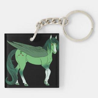 Garret Pegasus Keychain