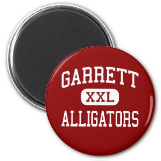 Garrett - Alligators - Middle - Austell Georgia Fridge Magnets