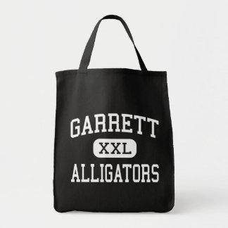 Garrett - Alligators - Middle - Garrett Indiana Bag