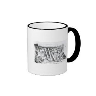 Garrett and Sons Patent Combined Threshing Ringer Mug