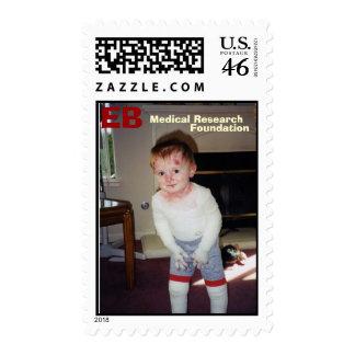 Garrett, EB, Medical Research, Foundation  Postage