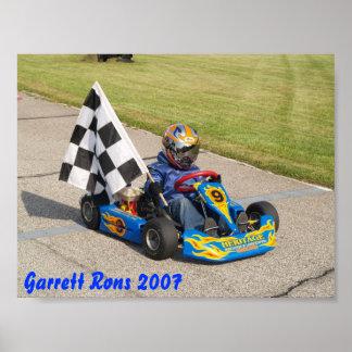 Garrett Rons 2007 Poster