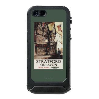 Garrick Inn and Harvard House Rail Poster Incipio ATLAS ID™ iPhone 5 Case