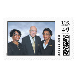 Garris Funeral Home Postage Stamp