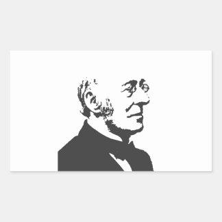 Garrison Rectangular Sticker