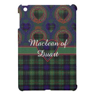 Garrow clan Plaid Scottish kilt tartan iPad Mini Cases