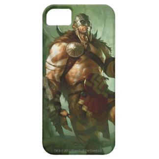 Garruk, Primal Hunter iPhone 5 Cases