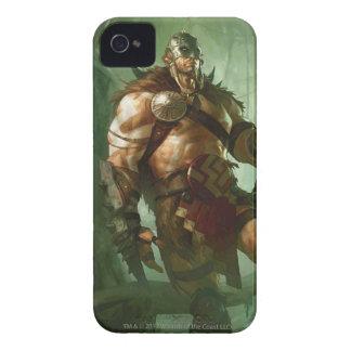 Garruk, Primal Hunter iPhone 4 Case-Mate Cases