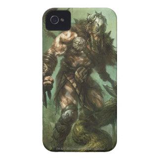Garruk Wildspeaker iPhone 4 Covers