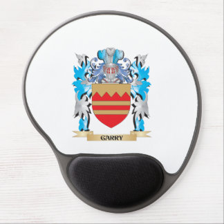 Garry Coat of Arms - Family Crest Gel Mouse Pad