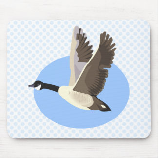 Garry Goose Mouse Pad