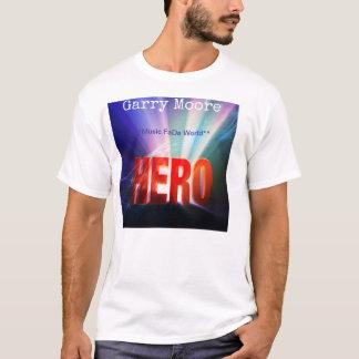 """GARRY MOORE """"Hero"""" T-Shirt"""