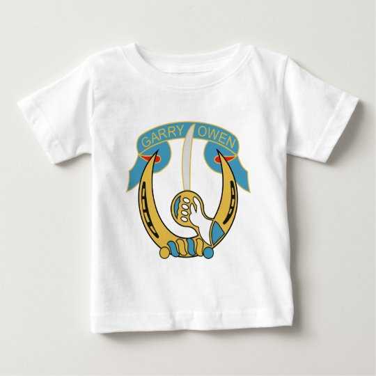 Garry Owen - 7th Cavalry Baby T-Shirt