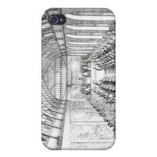 Garter Feast the Sovereign and the Knights iPhone 4/4S Cases