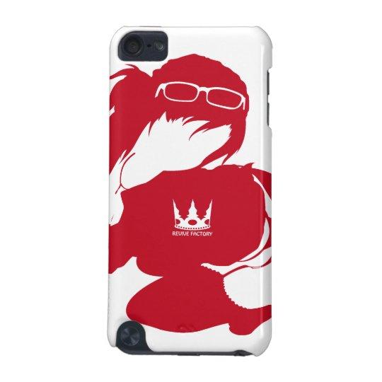 Garter (red) iPod touch 5G case