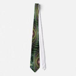 Garter's Gyration Fractal Tie tie