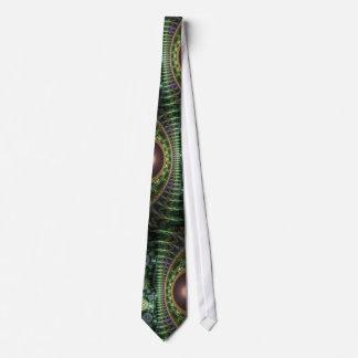 Garter's Gyration Fractal Tie
