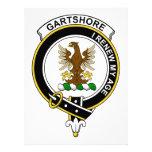Gartshore Clan Badge Invitation