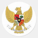Garuda Pancasila, t Arms Indonesia, Indonesia Stickers