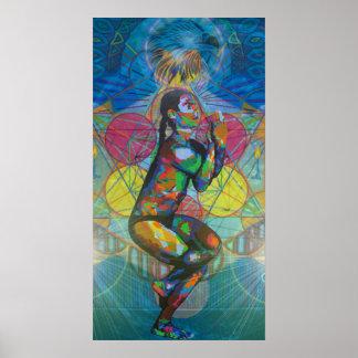 Garudasana digitalmente - 2011 poster