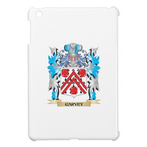 Garvey Coat of Arms - Family Crest iPad Mini Case