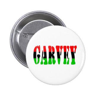 Garvey Pan-African Flag Buttons