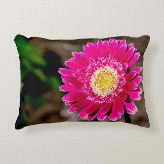 Garvinea Sweet Fiesta Gerber Daisy Accent Pillow